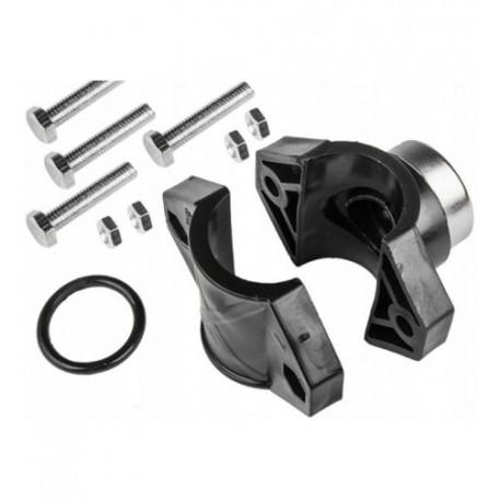 KLIPS DO TAKERA PROFESJONALNE 60mm 300 SZTUK OPAK.